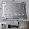 Алуминиева светеща подложка за стелка с КОД АВ 87
